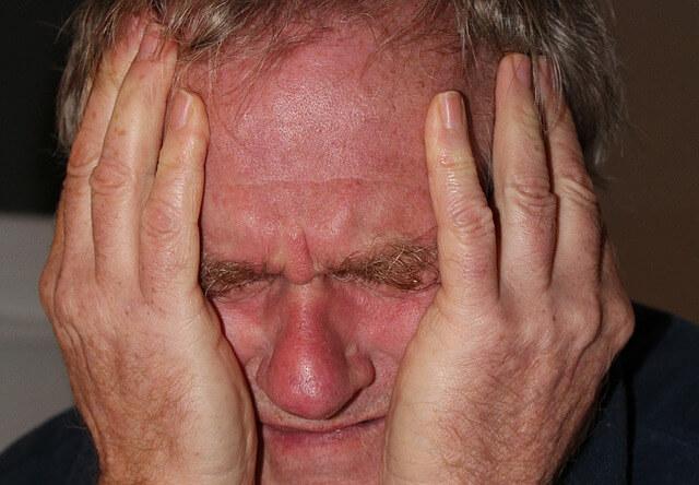 ból głowy