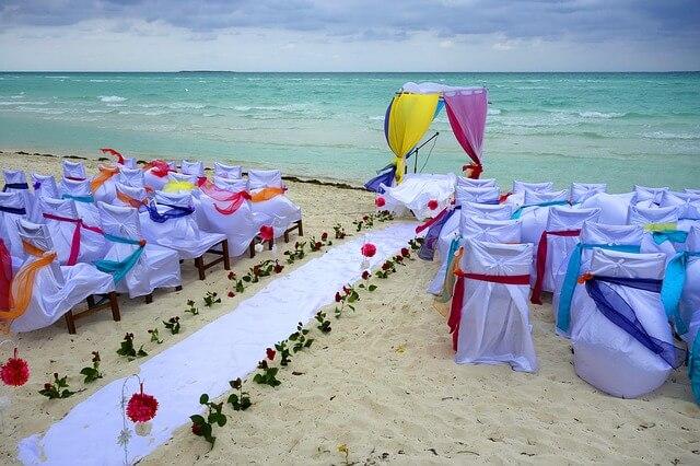 wesele-plaża