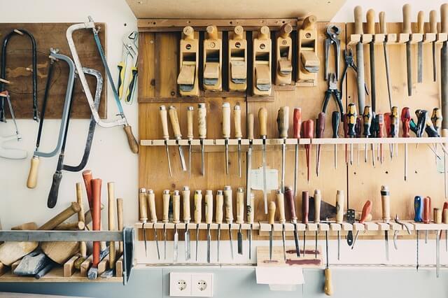 Profesjonalne narzędzia budowlane