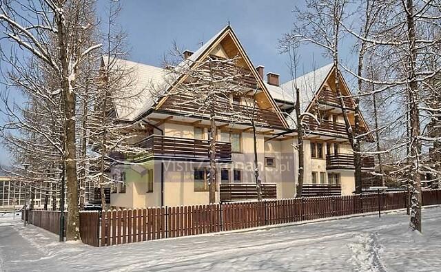 Ośnieżony Apartament Cytrynowy w Zakopanem