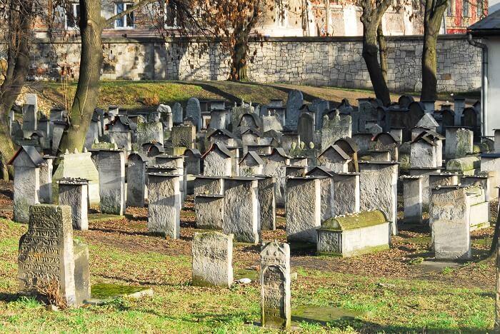 Cmentarz żydowski w Krakowie na Kazimierzu