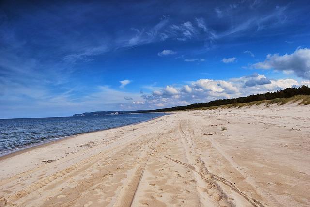 Plaża w Chałupach