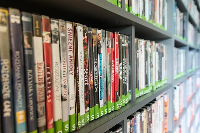 Seriale i filmy na DVD