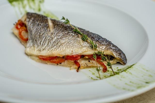 Danie z ryby