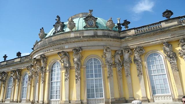 Schonbrunn w Wiednu
