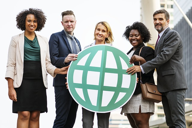 Obcokrajowcy i firma