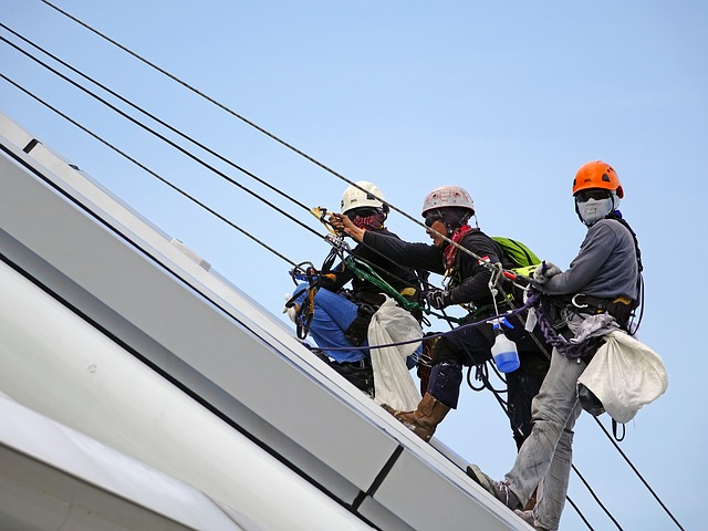pracownicy wysokościowi